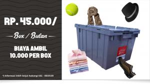 Boxku personal storage
