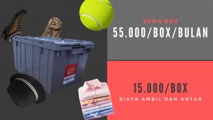 Jasa Penitipan Barang Boxku, Jasa Penyimpanan Barang di Surabaya