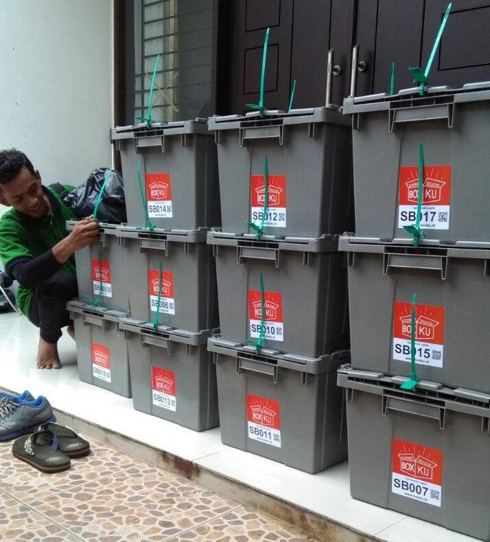 Box penyimpanan