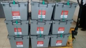 Jasa penyimpanan barang Boxku Surabaya