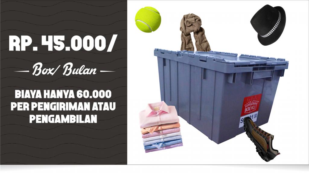 Harga Box